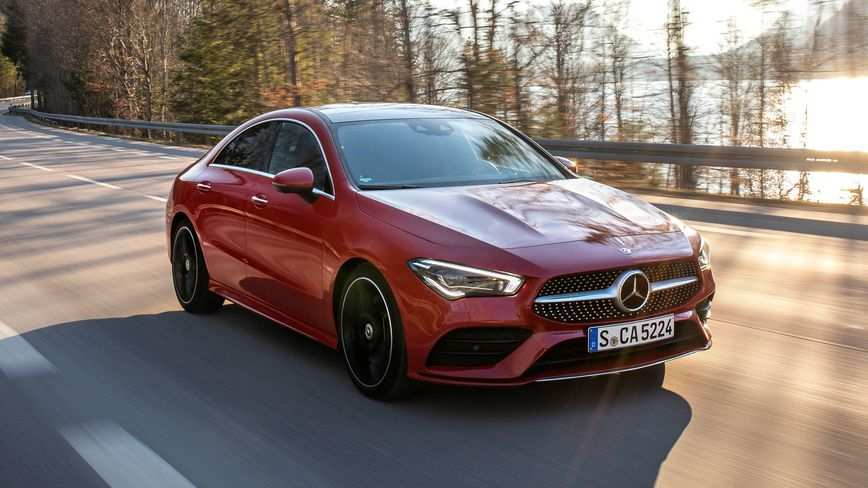 14 The 2020 Mercedes CLA 250 Reviews