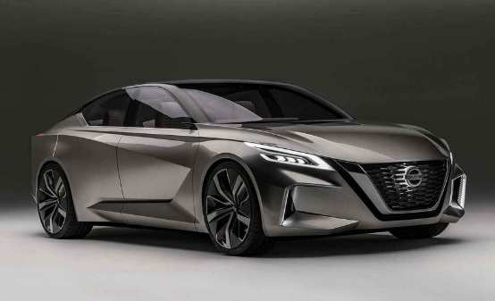 14 The 2020 Nissan Maxima Detailed Model