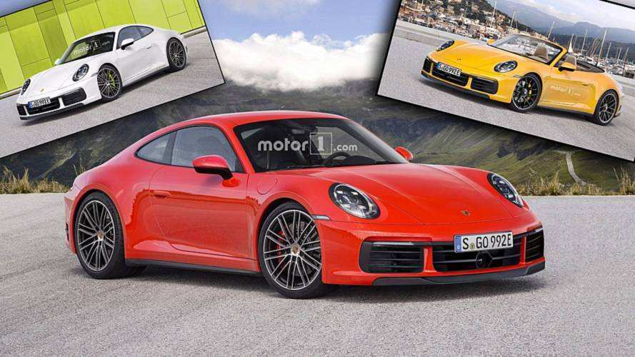 14 The 2020 Porsche 911 Concept And Review