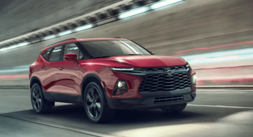 14 The 2020 The Chevy Blazer Picture