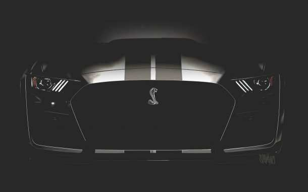 14 The 2020 The Spy Shots Ford Mustang Svt Gt 500 Research New