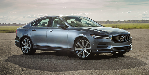 14 The 2020 Volvo S90 Concept And Review