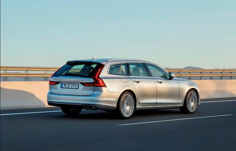 14 The 2020 Volvo Xc70 New Generation Wagon Wallpaper