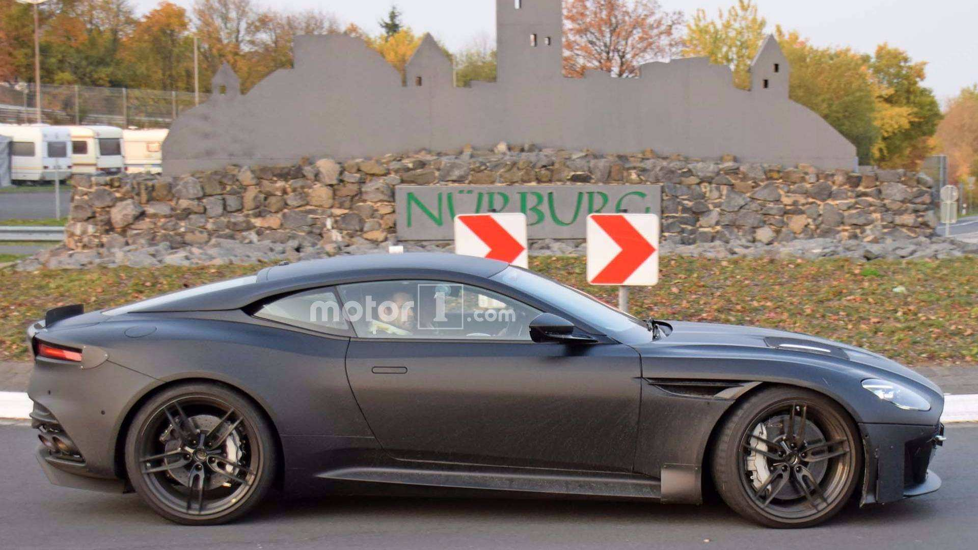 14 The Best 2019 Aston Martin Vanquish Release Date And Concept