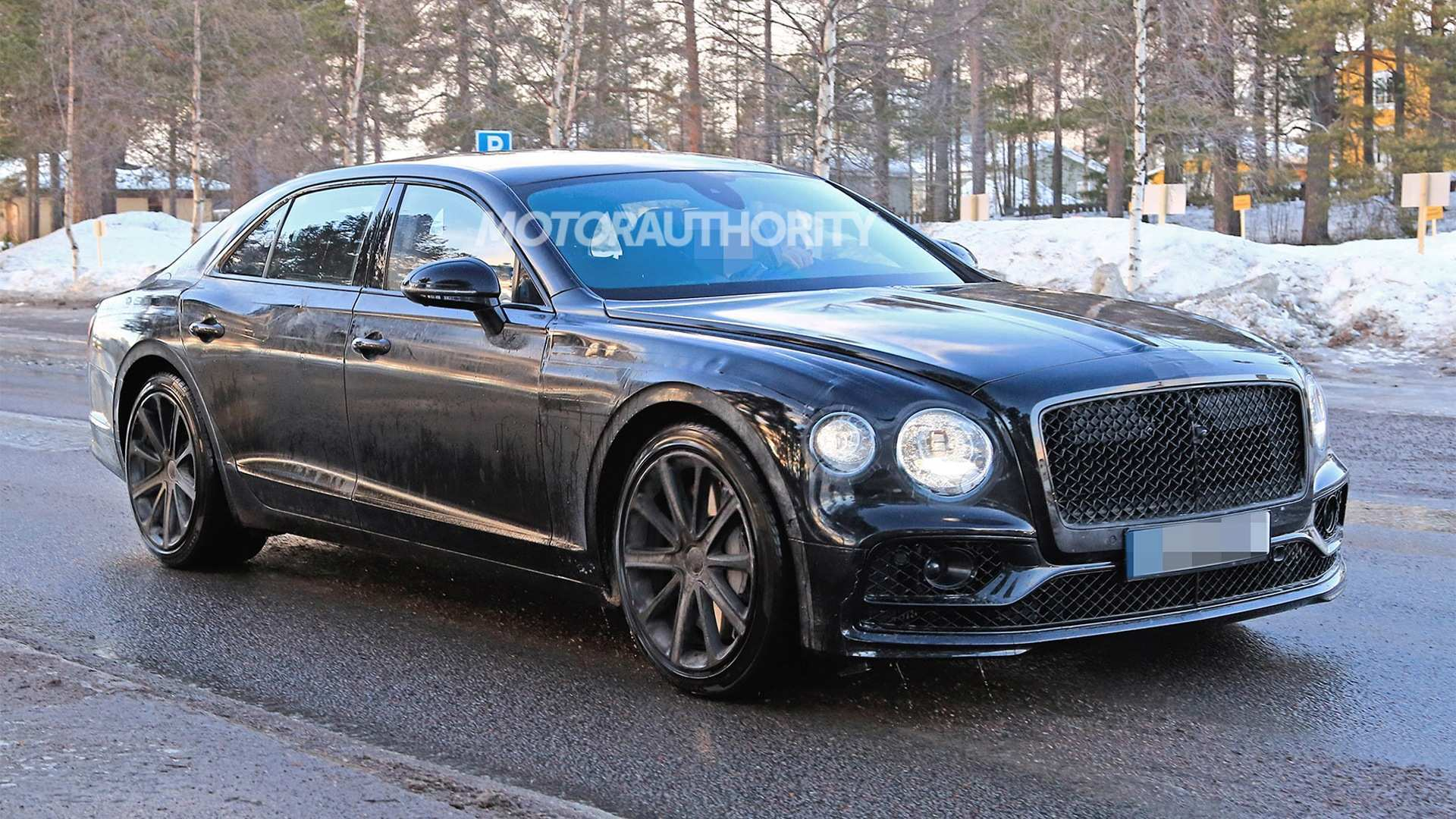 14 The Best 2019 Bentley Flying Spur Release