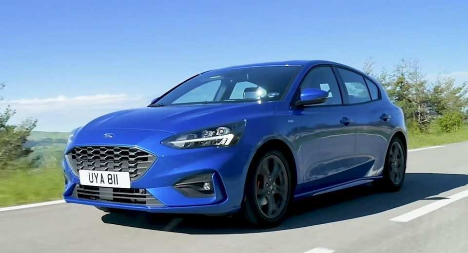 14 The Best 2019 Ford Focus Spy Shoot