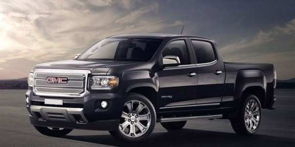 14 The Best 2019 GMC Canyon Denali Spy Shoot