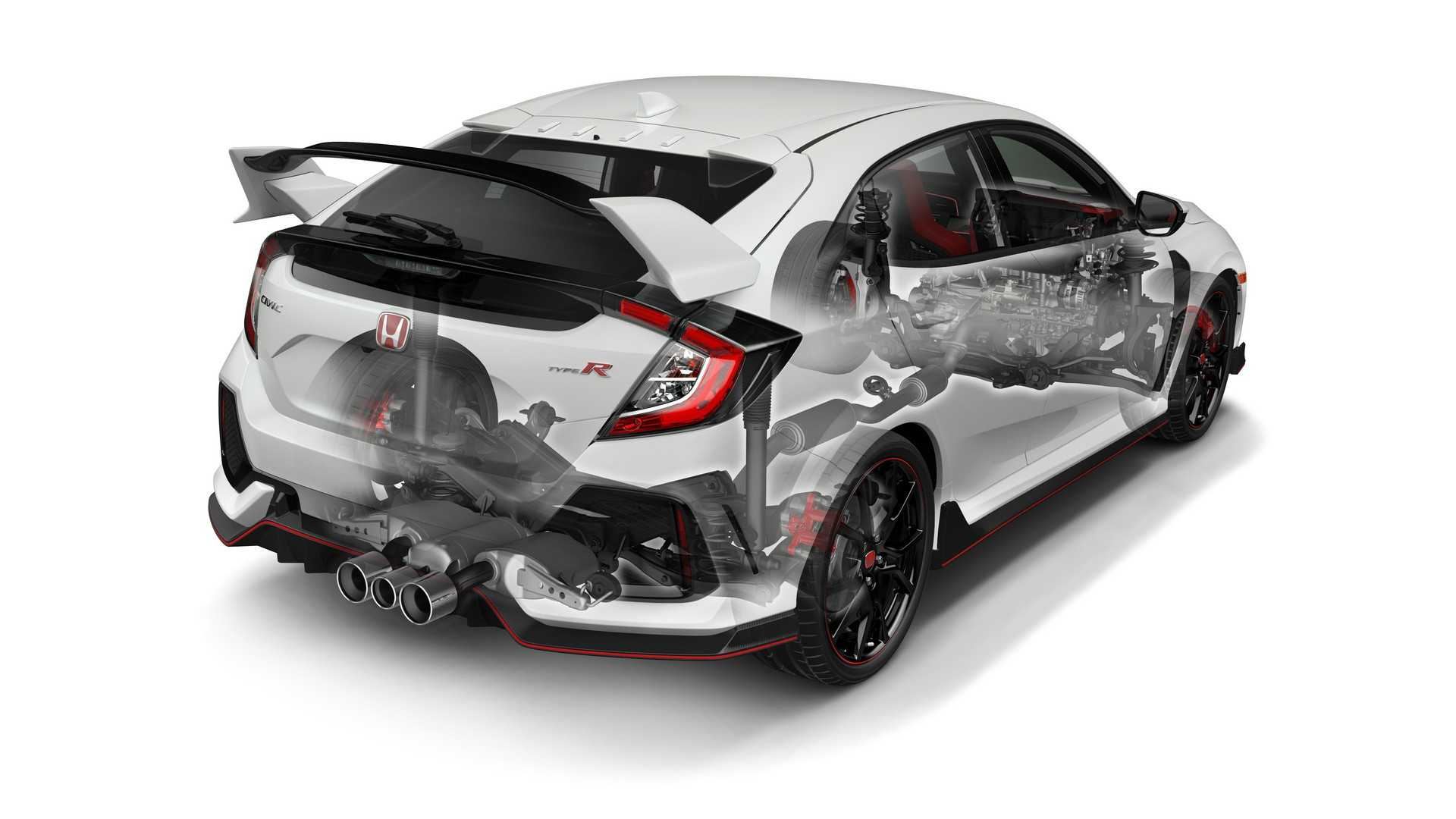 14 The Best 2019 Honda Civic Si Type R Engine