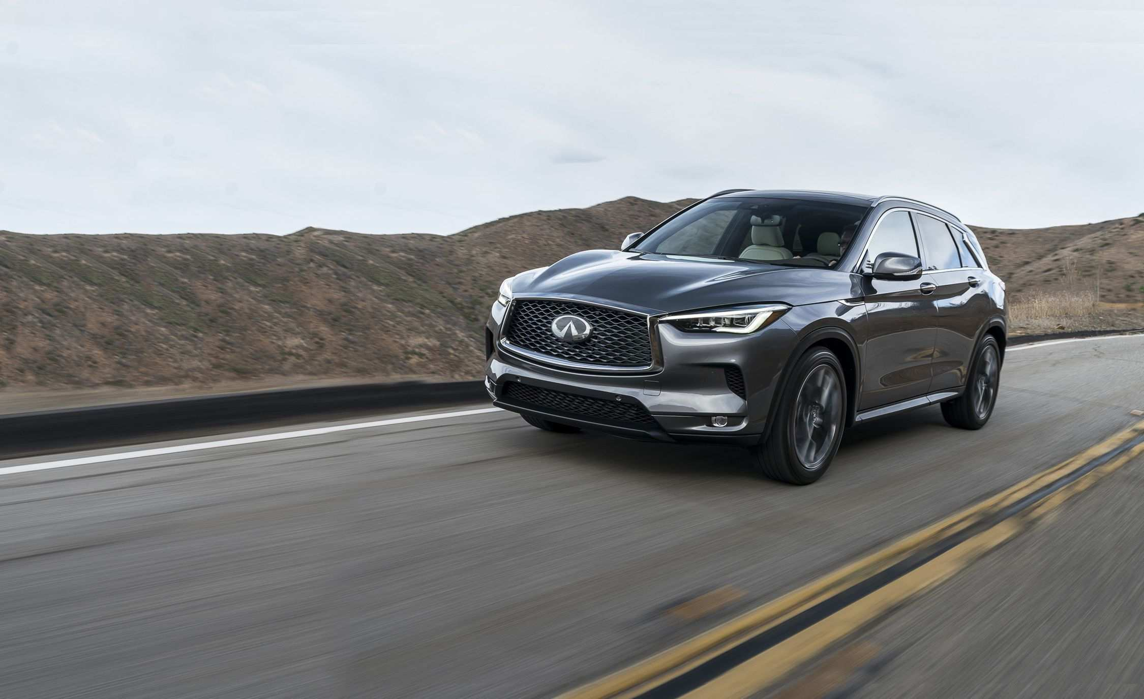 14 The Best 2019 Infiniti Qx50 Wiki Concept