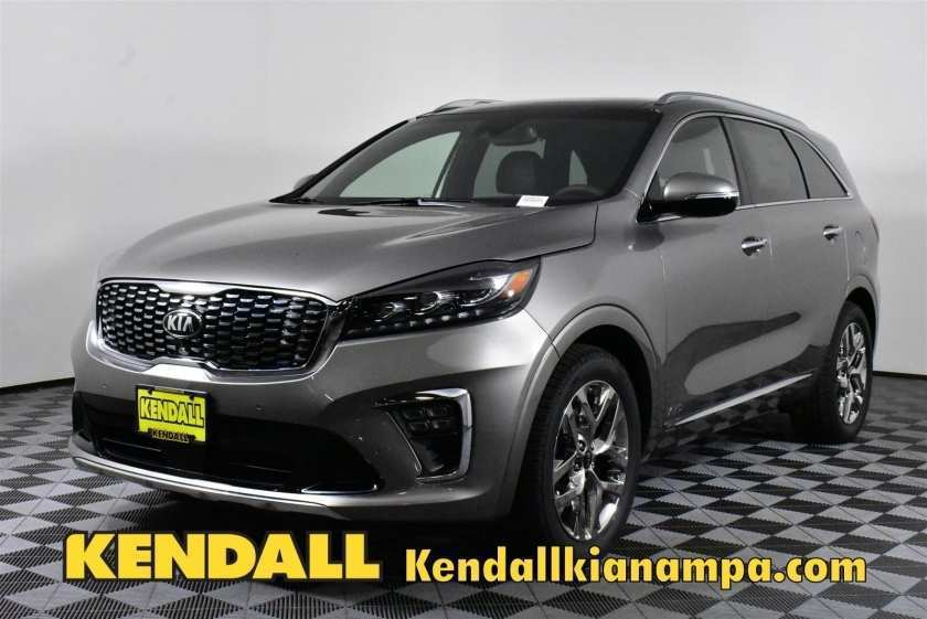14 The Best 2019 Kia Sedona Brochure Redesign And Review