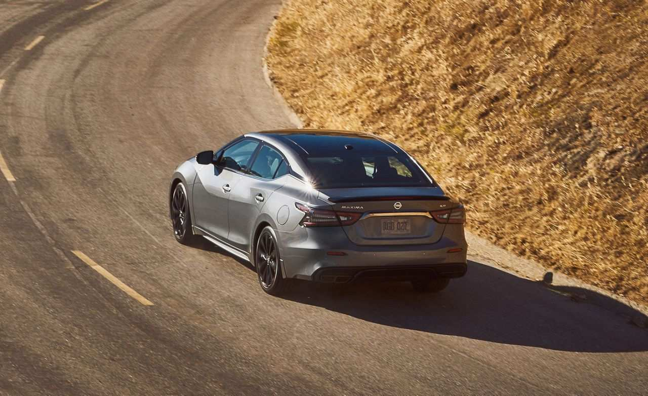 14 The Best 2019 Nissan Maxima Performance And New Engine
