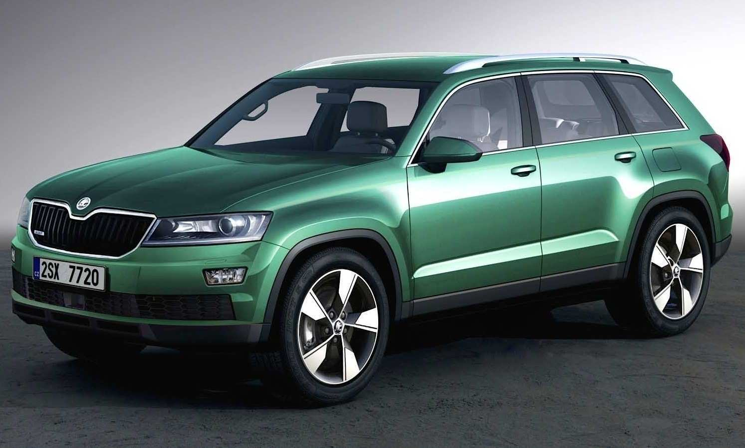 14 The Best 2019 Skoda Snowman Full Preview Exterior