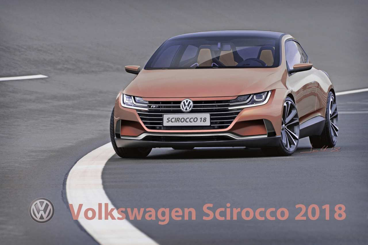 14 The Best 2019 Volkswagen Scirocco Specs And Review