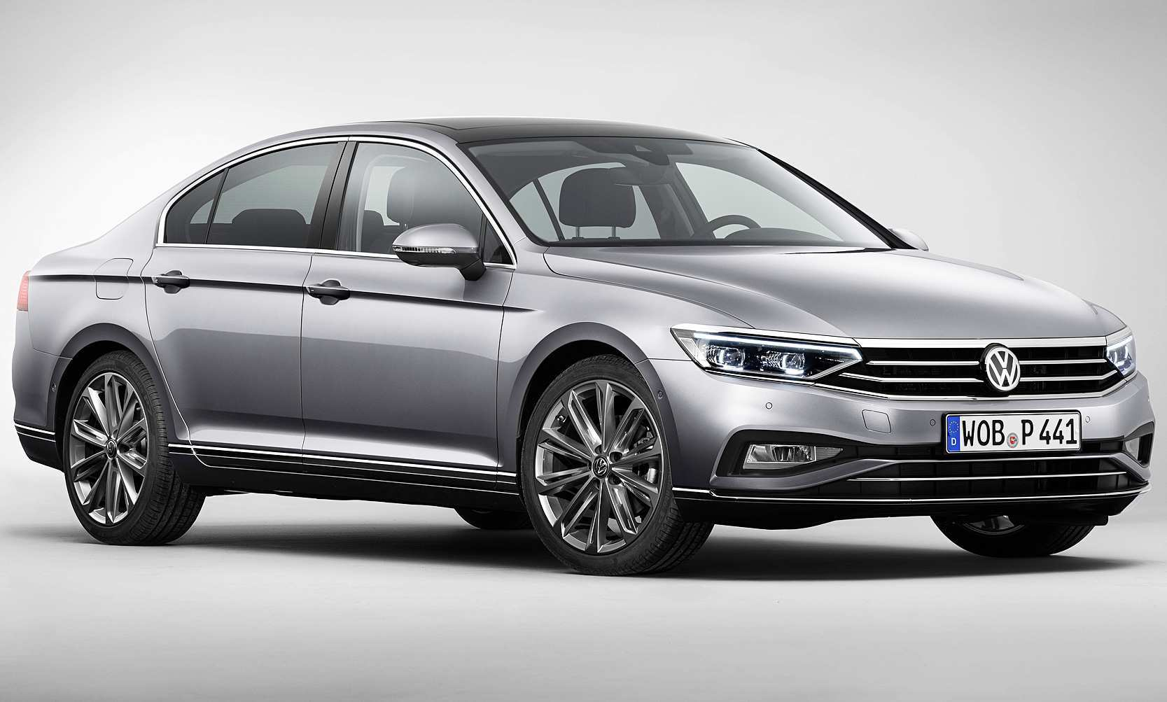 14 The Best 2019 Vw Passat Concept