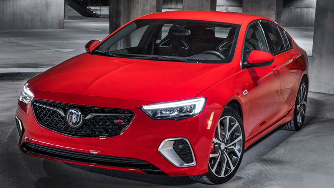 14 The Best 2020 Buick Regal Gs Pricing