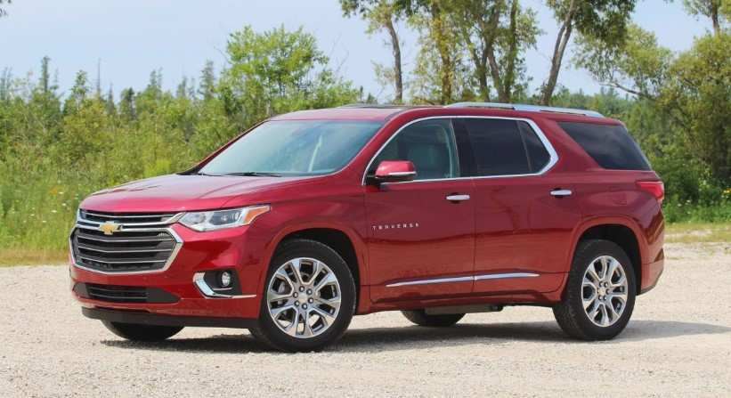 14 The Best 2020 Chevrolet Traverses Review And Release Date