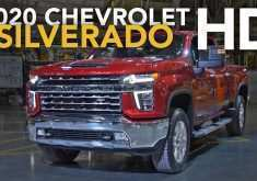 2020 Chevrolet Truck Images