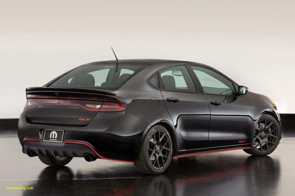 14 The Best 2020 Dodge Dart SRT Pictures