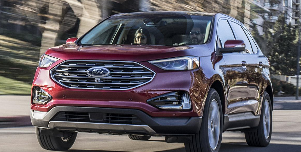 14 The Best 2020 Ford Edge New Design Performance