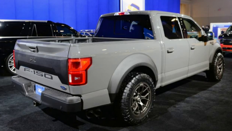14 The Best 2020 Ford F 150 Release Date And Concept