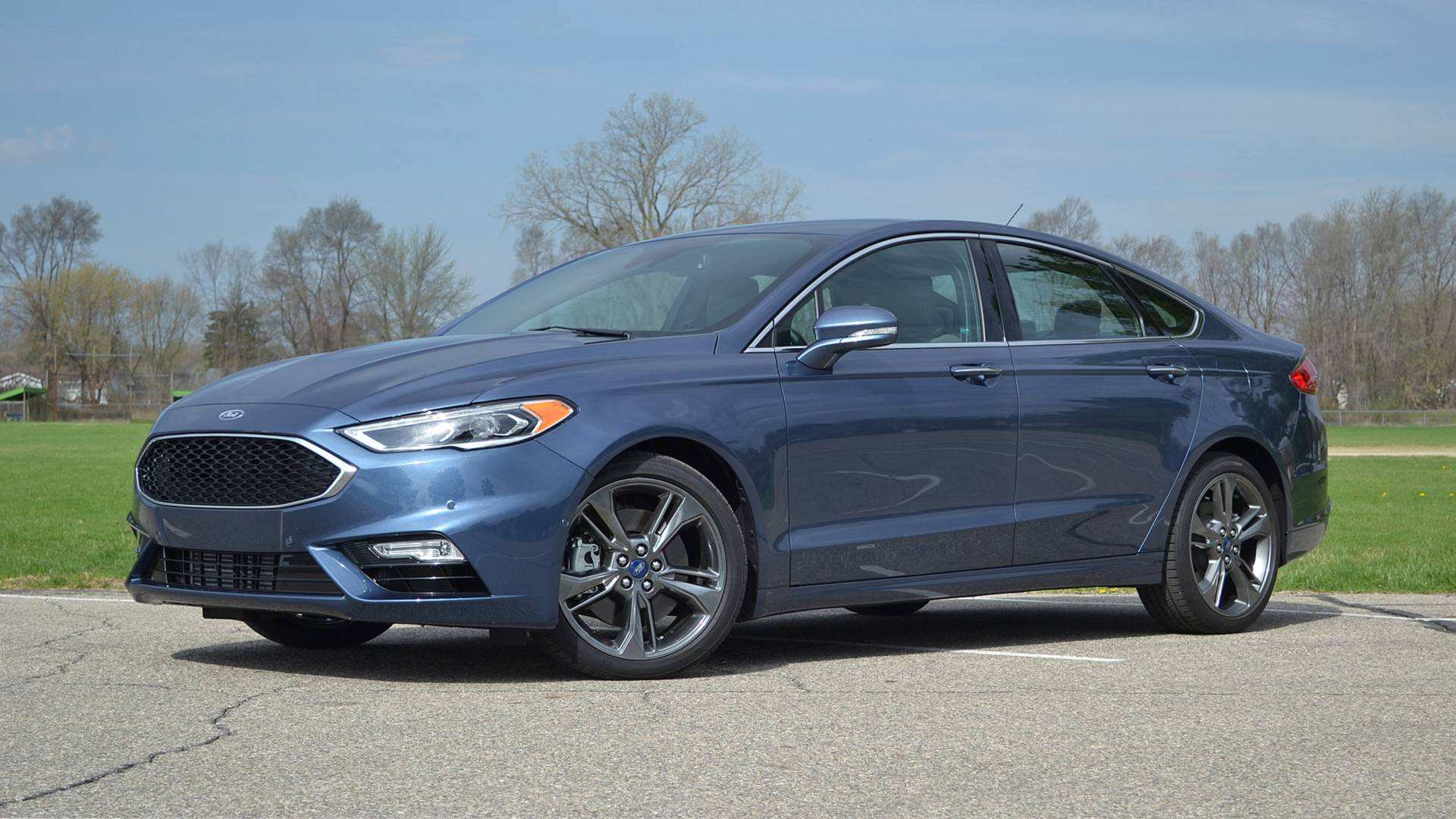 14 The Best 2020 Ford Fusion Performance