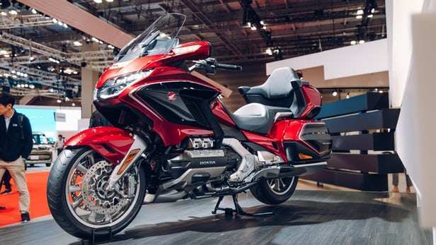 14 The Best 2020 Honda Gold Wing Redesign And Review