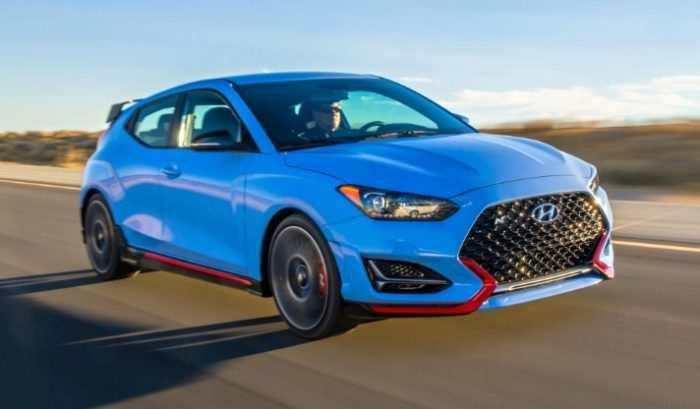 14 The Best 2020 Hyundai Veloster Concept