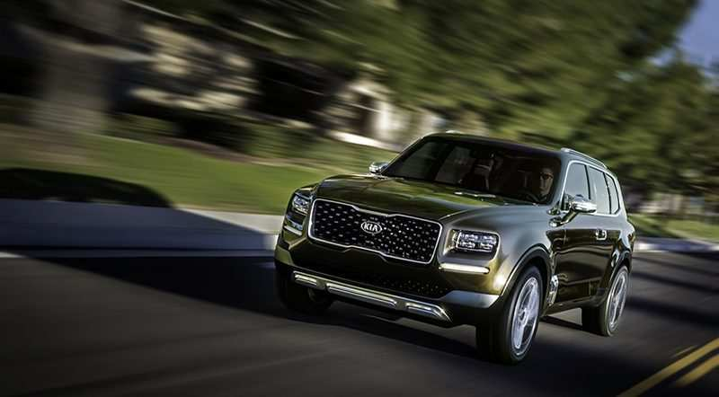 14 The Best 2020 Kia Telluride Price In Uae Redesign And Review