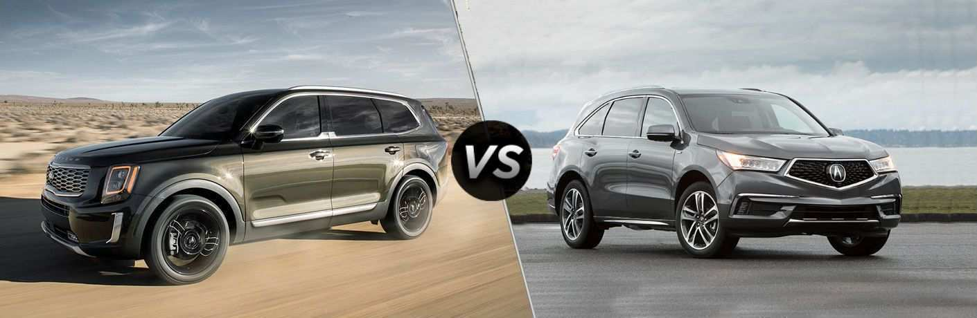 14 The Best Acura Mdx 2019 Vs 2020 Spy Shoot