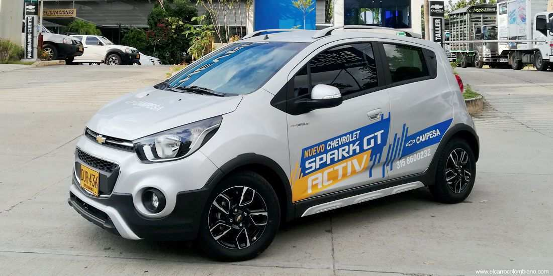 14 The Best Chevrolet Spark Gt 2020 Exterior And Interior