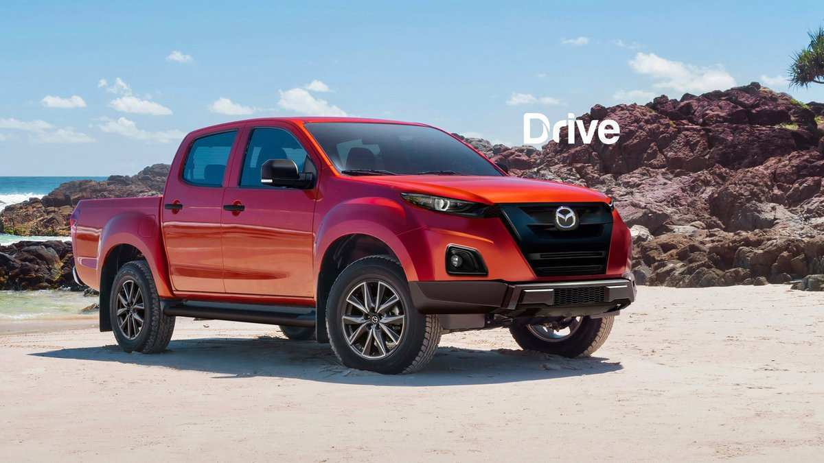 14 The Best Mazda Bt 50 Pro 2019 Spesification