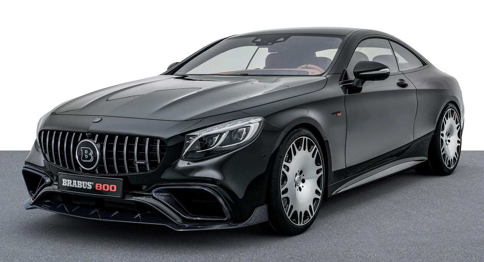 14 The Best Mercedes Brabus 2019 Price And Review