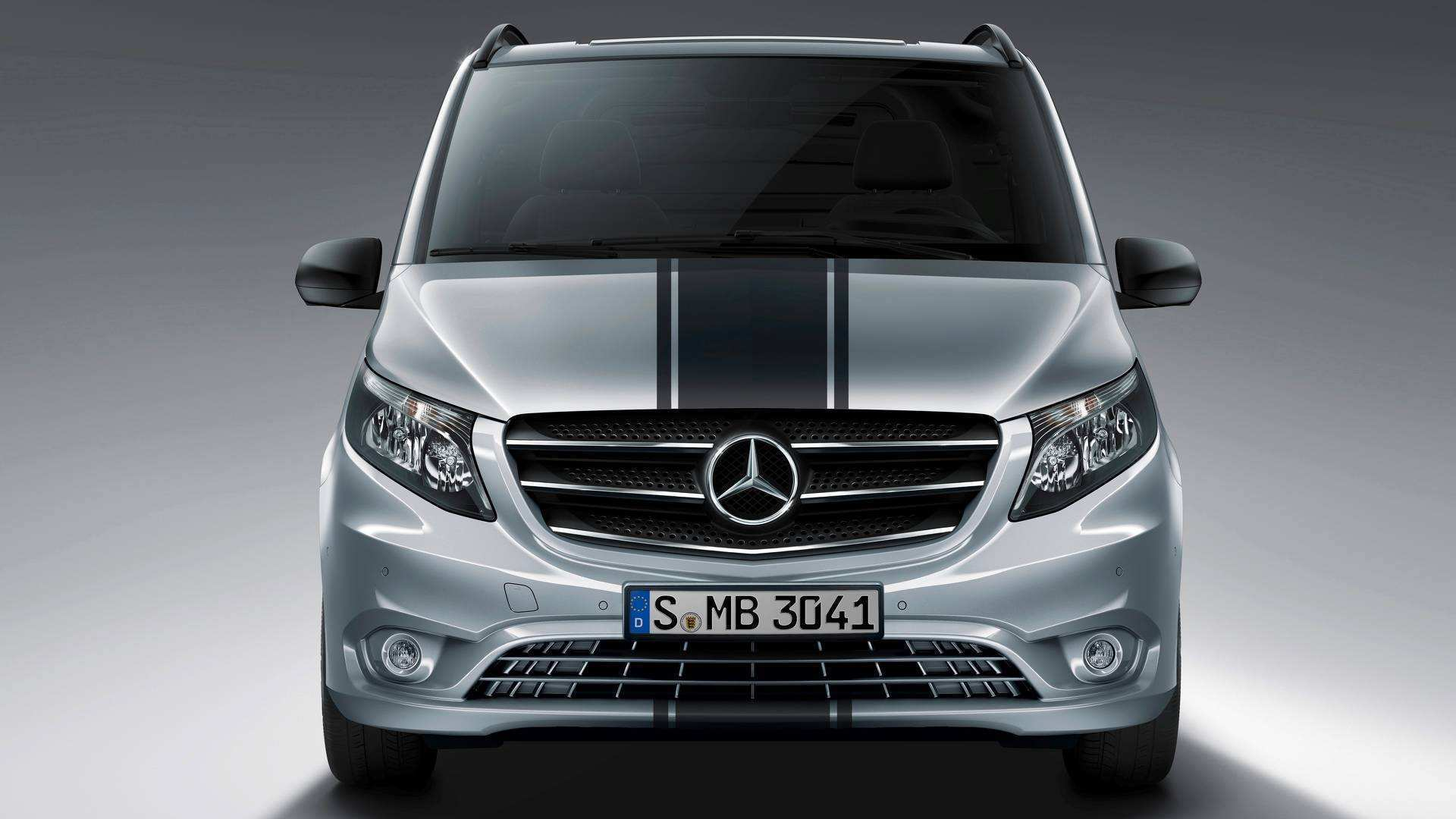 14 The Best Mercedes Vito 2019 Exterior And Interior