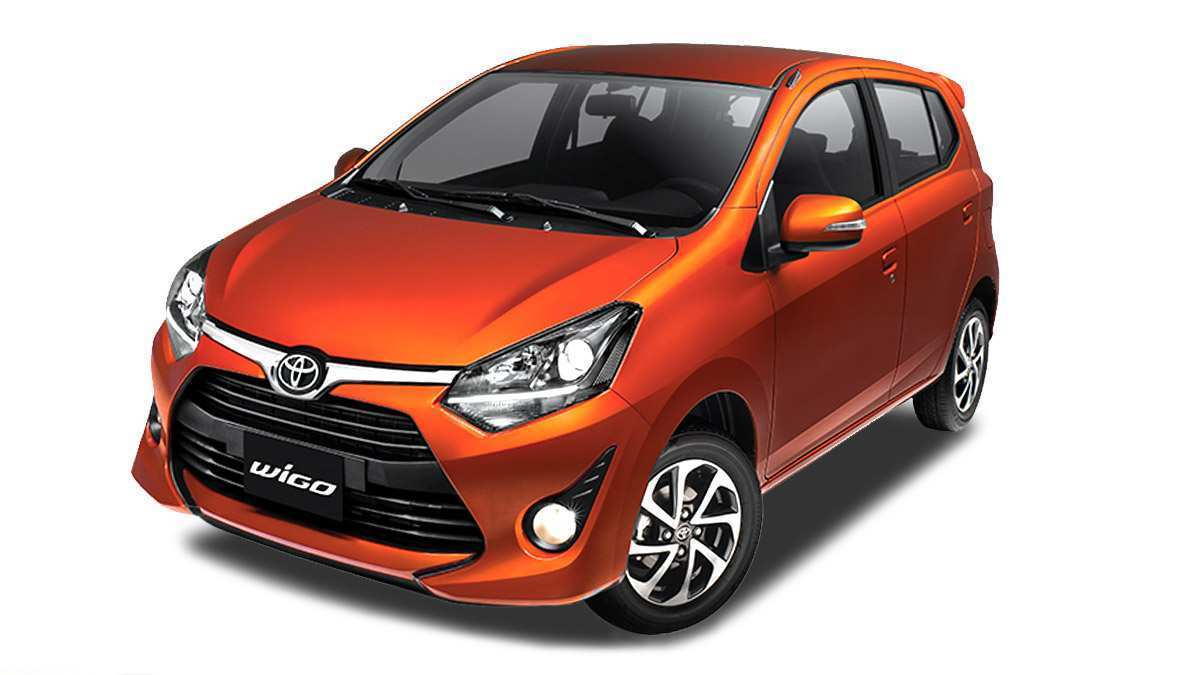 14 The Best Toyota Wigo 2019 Philippines Style