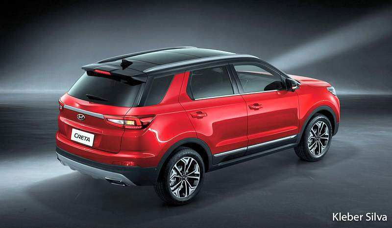 14 The Hyundai Creta New Model 2020 Photos