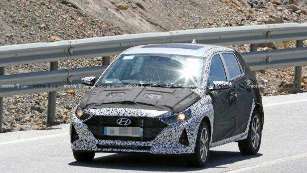 14 The Hyundai I10 2020 Spesification