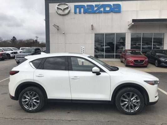 14 The Mazda Cx 5 2019 White Ratings