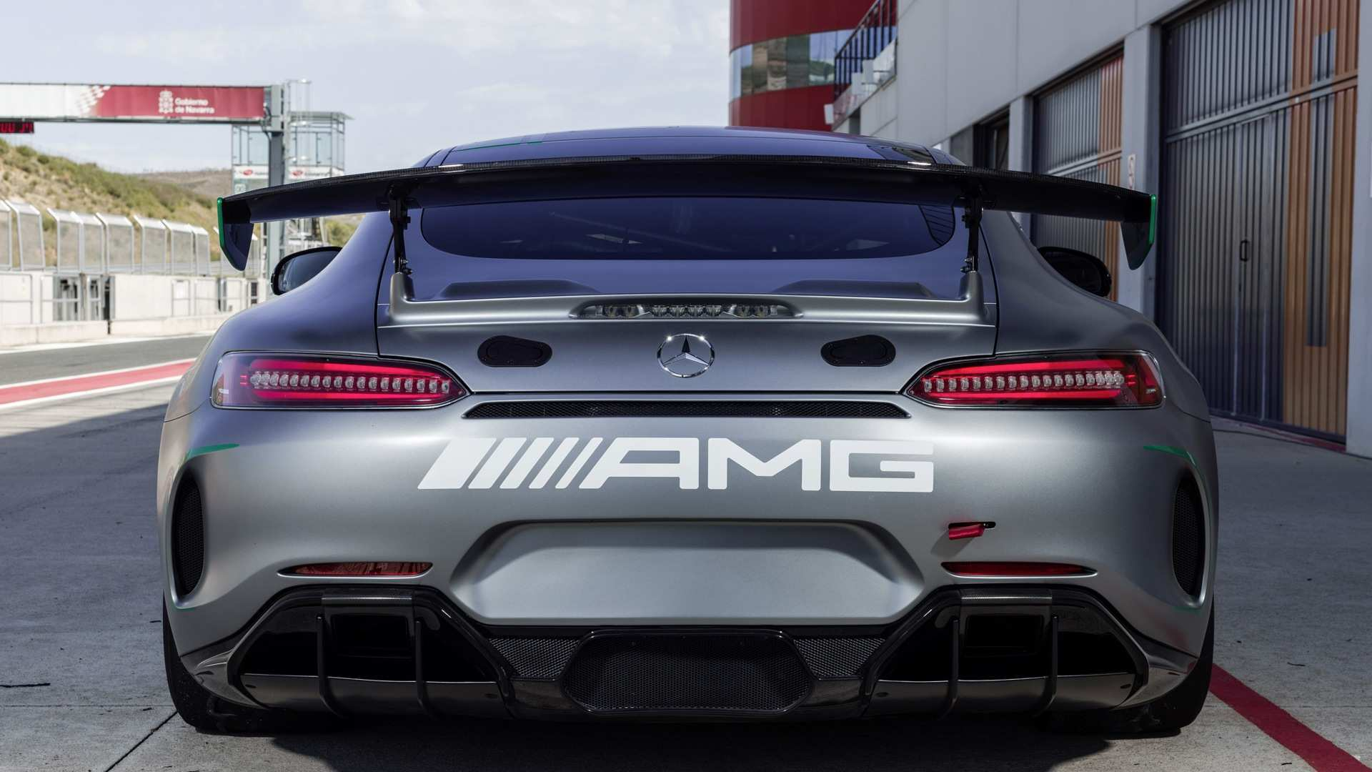 14 The Mercedes 2019 Amg Gt4 New Concept