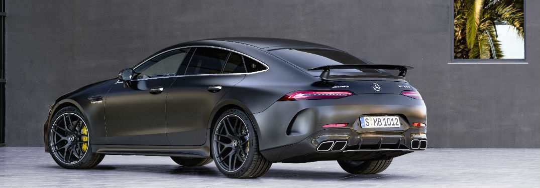 14 The Mercedes Amg Gt 2019 Performance And New Engine