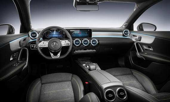14 The Mercedes Gla 2019 Interior Price And Release Date