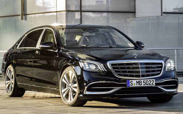 14 The Mercedes S Class 2019 History