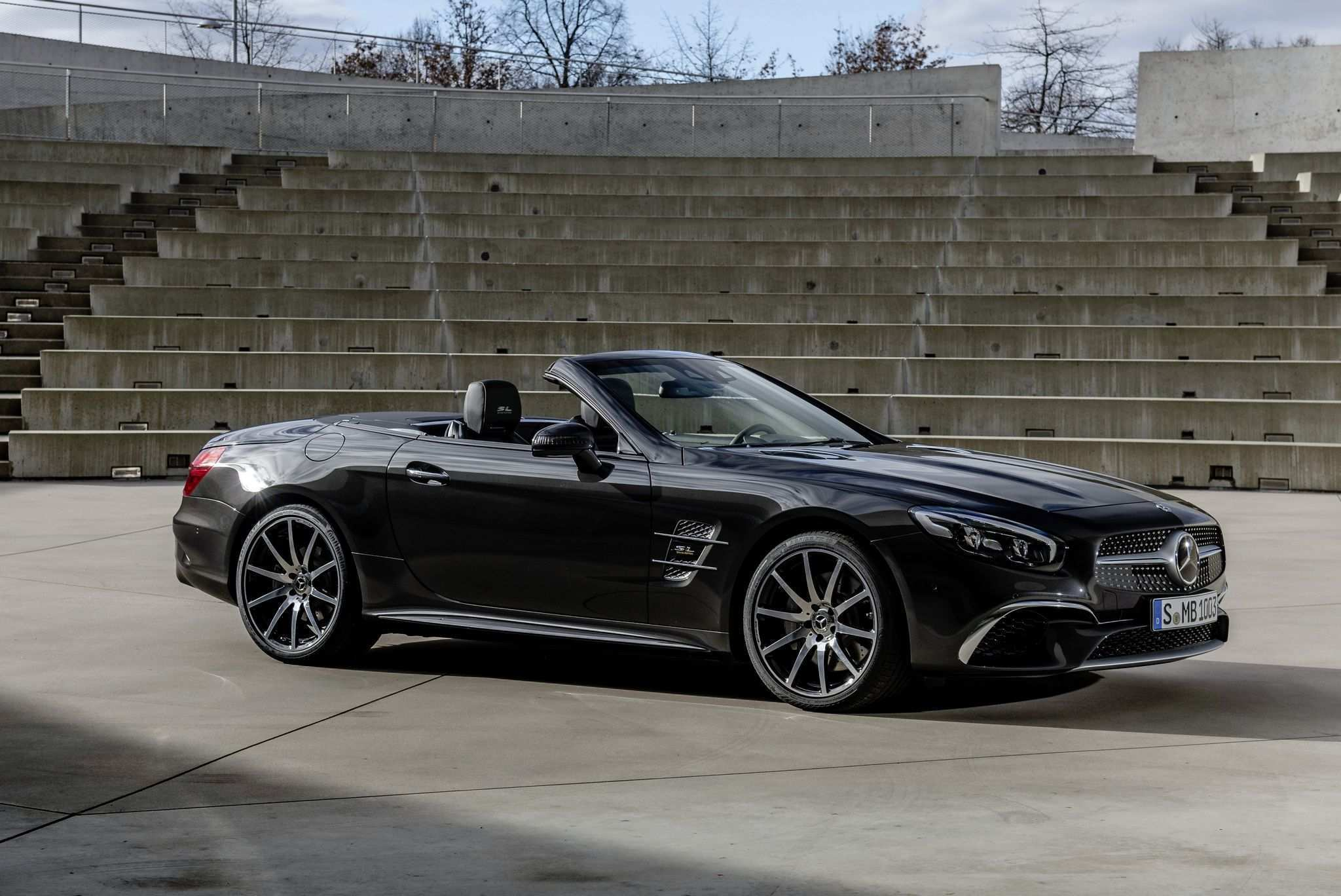 14 The Mercedes Sl 2019 Pictures