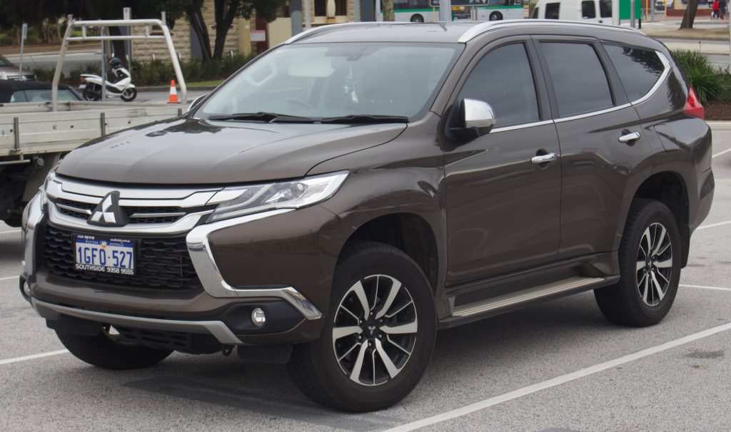 14 The Mitsubishi Nativa 2020 Release Date