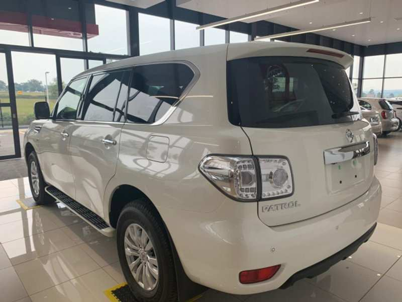 14 The New Nissan Patrol 2019 Research New