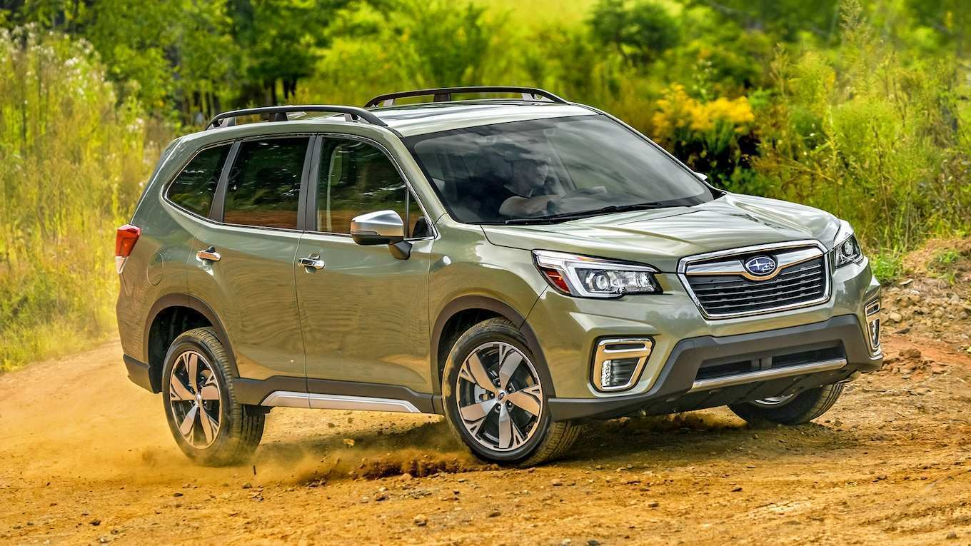 14 The Subaru Forester 2019 Hybrid Redesign And Review