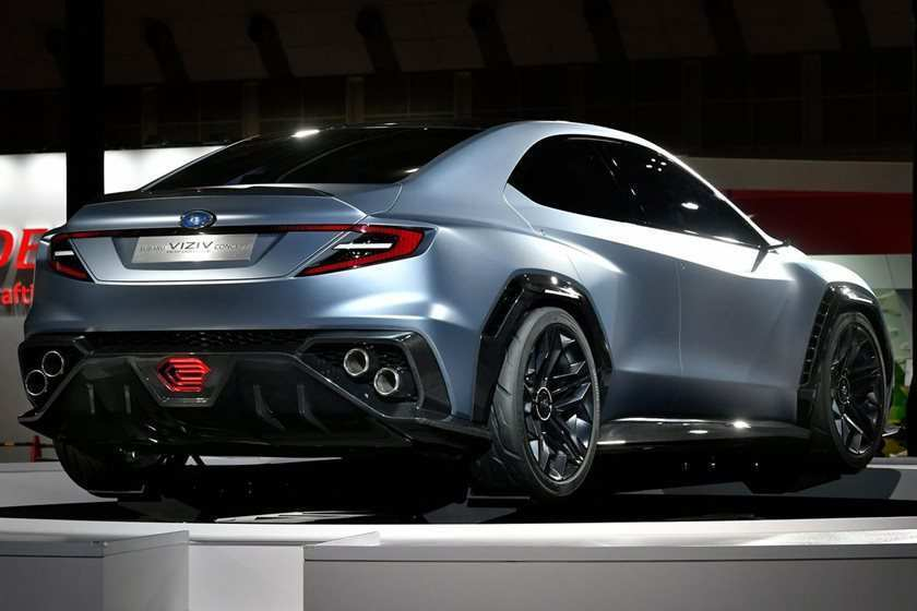 14 The Subaru Wrx 2020 Concept Specs And Review