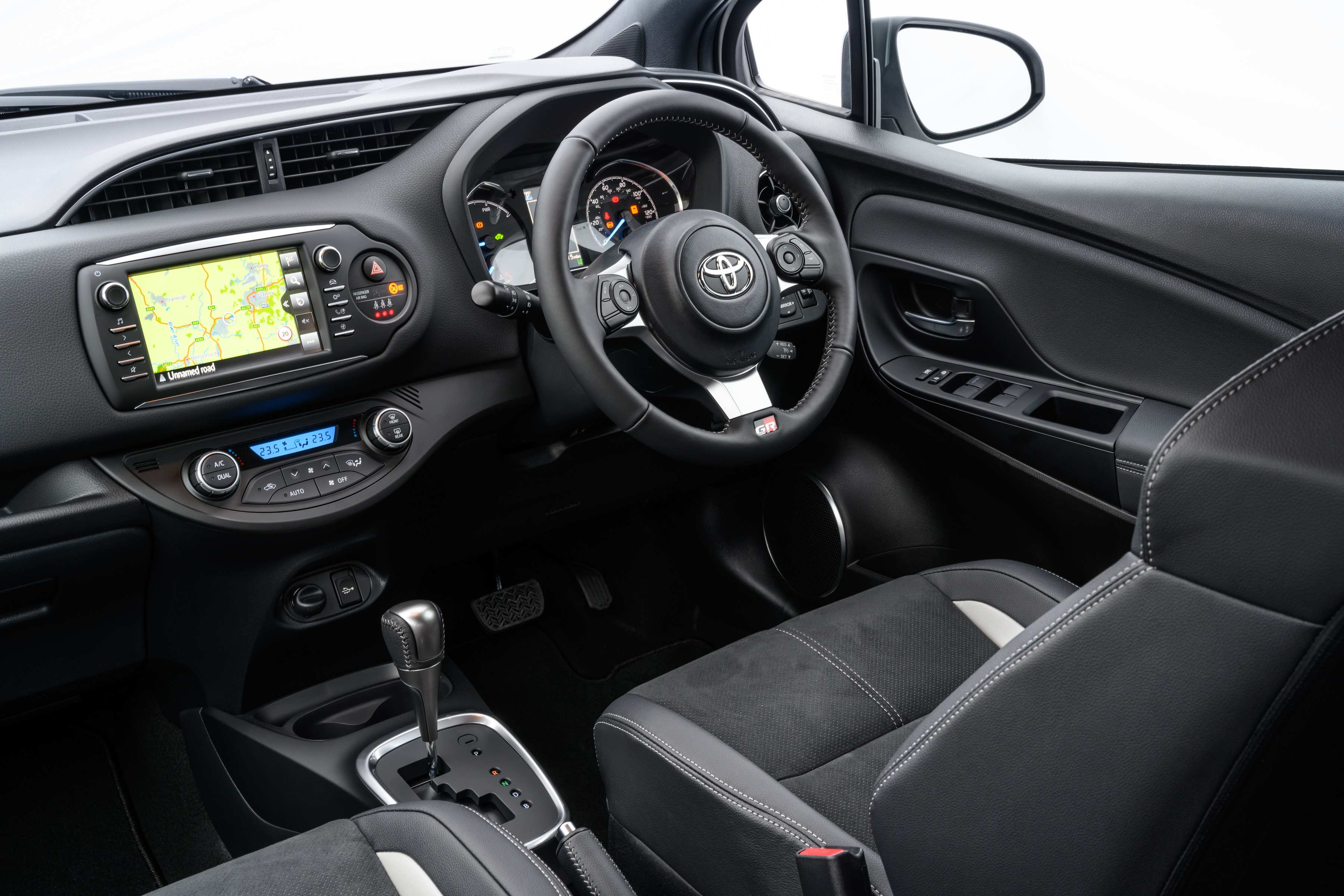 14 The Toyota Yaris 2019 Interior Pictures