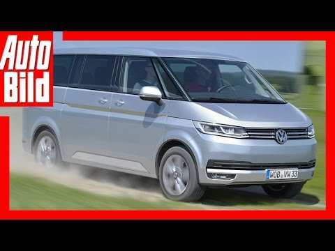 14 The Vw Van 2019 First Drive