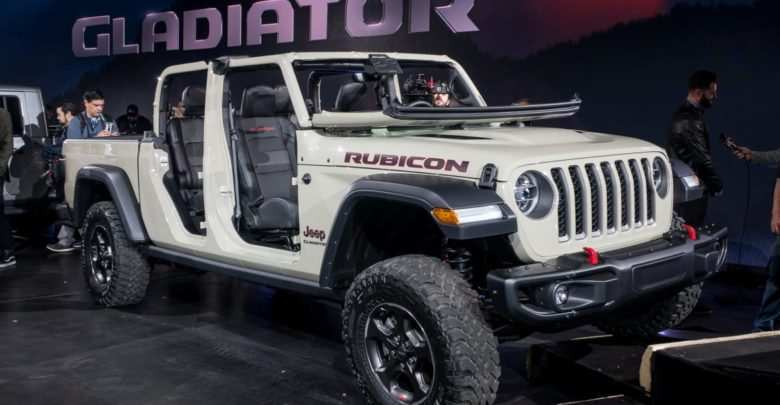 14 The When Can I Order A 2020 Jeep Gladiator New Model And Performance