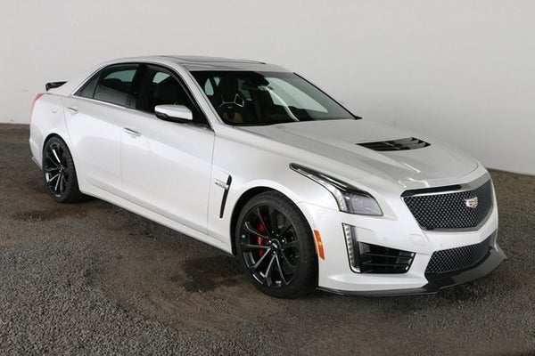 15 A 2019 Cadillac CTS V First Drive